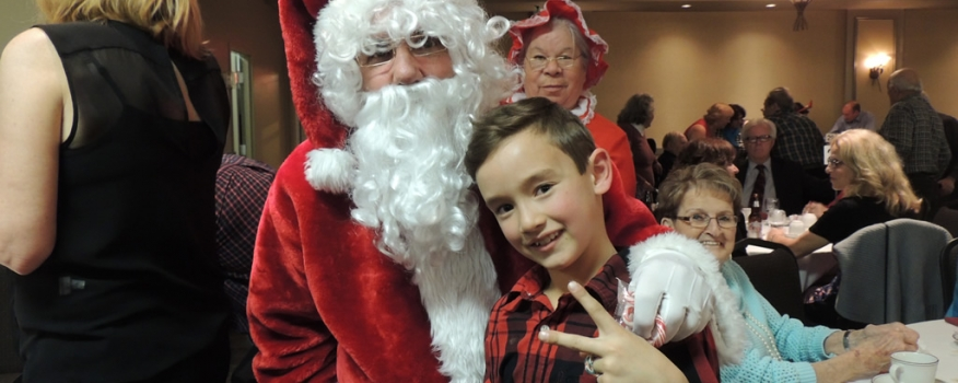 Resident Family Christmas Party